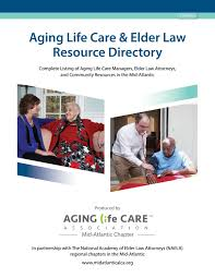 Aging Life Care Mid-Atlantic Resource Directory - 3rd Edition 2019-20 by  Aging Life Care Association Mid-Atlantic Chapter - issuu