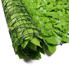China Artificial Leaf Privacy Roll Fence Screen For Wall Covering Decoration Manufacturers Suppliers Factory Customized Artificial Leaf Privacy Roll Fence Screen For Wall Covering Decoration Wholesale Ruopei