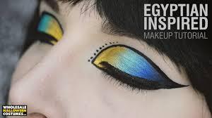 ancient egyptian queen makeup tutorial