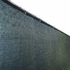 Aleko Plk0550blue Unb 5 X 50 Ft Fence Privacy Blue Windscreen Mesh Fabric With Grommets Walmart Canada