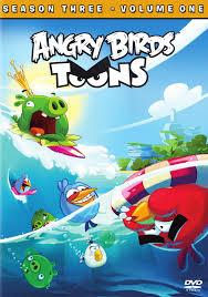 Angry Birds Toons: Season 3, Vol. 1 [DVD] - Best Buy