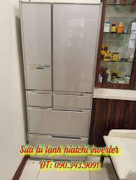 Trung Tâm Sửa Tủ Lạnh Hitachi inverter - Dịch Vụ Sửa Chữa Tủ Lạnh ...