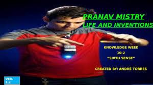 Calaméo - Pranav Mistry And Creations