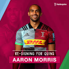 ✍ BREAKING | Aaron Morris becomes the... - Harlequins Rugby Union | Facebook