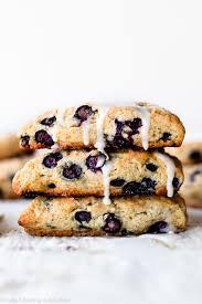 My Favorite Blueberry Scones