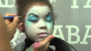 face painting skelita calaveras of