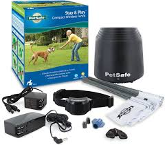 Petsafe Stay Play Compact Wireless Dog Cat Fence Chewy Com