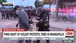 CNN Reporter's Arrest – Variety