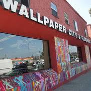 wallpaper city flooring santa