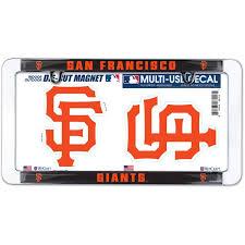 San Francisco Giants Stickers Decals Fanatics