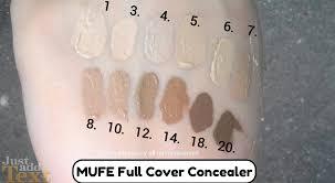 makeup forever camouflage concealer uk