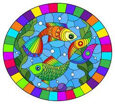 bright fish stock ilrations 15