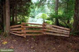 Split Rail Fence Hard To Come By Lifestyle
