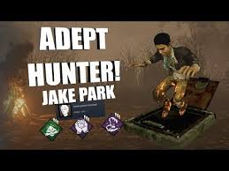 ADEPT JAKE! | Dead By Daylight JAKE PARK Achievement - YouTube