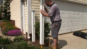 Installing A Vinyl Fence The Easy Way Sterling Journal Advocate