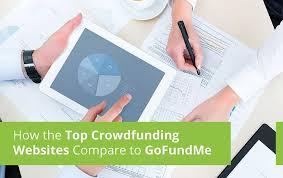 crowdfunding s pare to gofundme