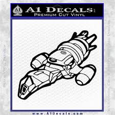 Firefly Serenity Ship Decal Sticker A1 Decals