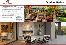 corner fireplace designs unique outdoor