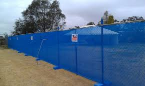 Temporary Fencing Shade Cloth Aim Hire