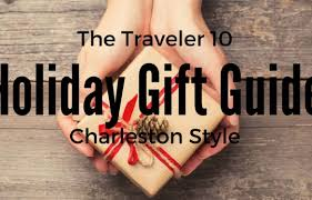 charleston holiday gifts