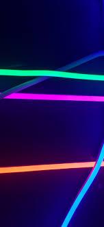 neon wallpaper iphone x 1301x2820