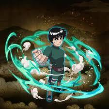 Rock Lee vs Gaara da areia 1°parte!!! | Naruto Shippuden Online Amino