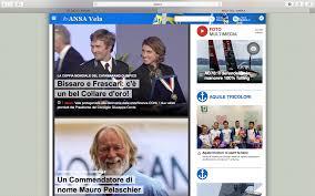 ANSA VELA: un anno di news