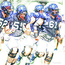workouts for linemen track football