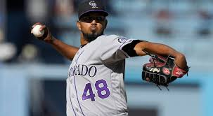 German Marquez pitches Rockies to win over Dodgers - Sportsnet.ca