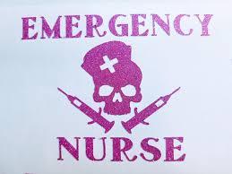 This Item Is Unavailable Emergency Nursing Nurse Vinyl Decals Nurse Decals