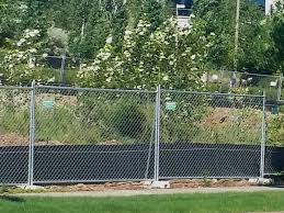 Chain Link Fence 6 Ft Tall Emerald City Statewide Fence Rentals