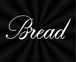 Amazon Com Richstar17 Bread Box Lettering Labels Vinyl Decals Stickers White 8 1 Wx2 5 H Home Kitchen