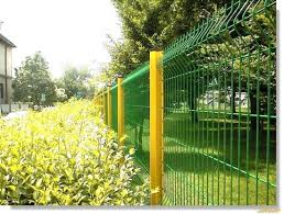 China The Quick Post Pvc Coated Wire Mesh Garden Fence Panels China Pvc Coated Wire Mesh Fence And Fence Panels Price