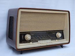 antigua radio de válvulas, marca blaupunkt, en - Comprar Radios ...