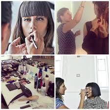 how to bee a makeup artist in south