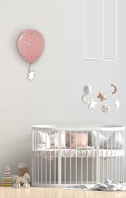 Pin On Wall Clocks For Nursery Rooms
