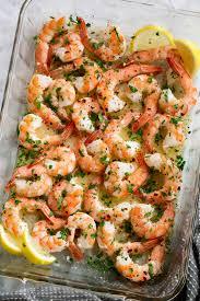 Baked Shrimp (with Garlic Lemon Butter ...
