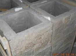 Cement Slate Pillars Column Fence Stone Pillars Surrounds Slate Panels Stone Show Panel With Bread New Product Cultured Stone Gates Post From China Stonecontact Com