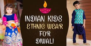 latest indian kids ethnic wear for this