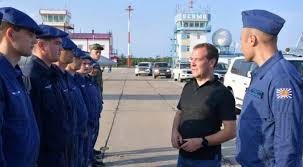 Russia PM Dmitry Medvedev visits disputed island; sparks protest from  Japan, World News | wionews.com