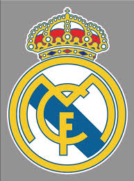 Real Madrid Fc Logo 6 Vinyl Decal Bumper Window Sticke
