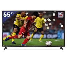 Phong Vũ bán tivi LG 55UK6100PTA giá rẻ, free lắp toàn quốc, tặng ...