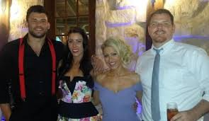 Big Brother 15 Houseguests Reunite For Aaryn Gries Wedding [PICS] – Big  Brother Network