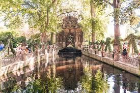 medici fountain jardin du luxembourg