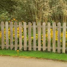 Picket Fence Panels B M Stores