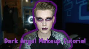 dark angel makeup tutorial