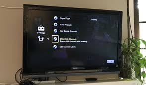 How to Fix Your Sony Bravia TV When It's Stuck on a Channel or Frozen