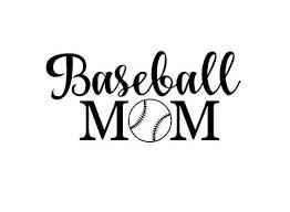 Amazon Com Baseball Mom Vinyl Decal Ball Mom Decal Sports Mom Decal Sports Vinyl Baseball Mom Sticker Baseball Sticker Baseball Car Decal Baseball Dad Handmade