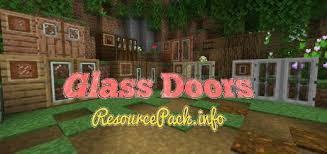 glass doors resource pack glass door