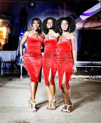 Reniece Thomas - With Shola Kaye and Sharn Adela on a mini tour in ...